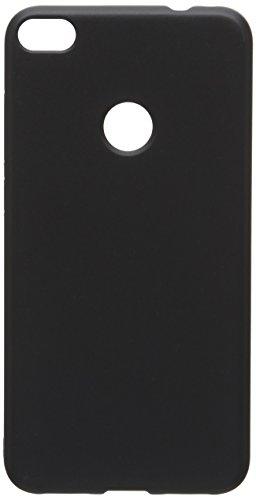 Terrapin TPU Gel Skin Case/Cover und gehärtetem Glas Displayschutzfolie für Huawei P8Lite–Blau