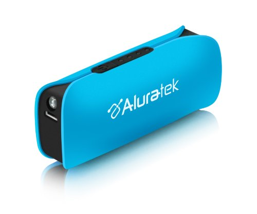 Aluratek Portable Battery Charger - 5