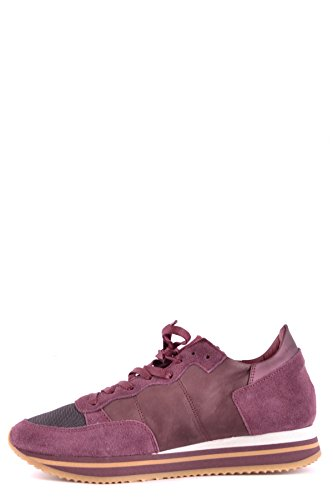Philippe Model Women's MCBI238078O Burgundy Sneakers exclusive cheap price free shipping wholesale price geniue stockist cheap price huge surprise sale online g9w9pIUZ