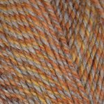 - Plymouth (1-Pack) Encore Worsted Colorspun Yarn, #7172 Copper Drift