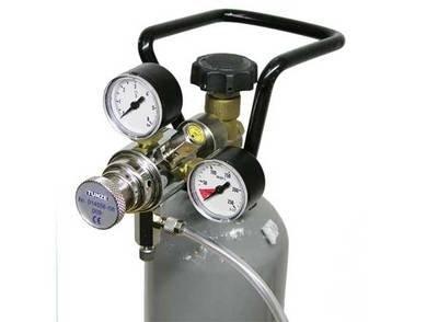 Tunze Druckminderer für CO2, Aquaristik