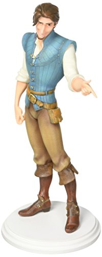 Enesco Walt Disney Archives Tangled Flynn Ryder Animation Maquette Figurine (Disney Ceramic Figurine)