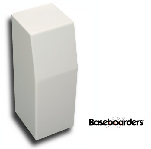 Baseboarders® Left Side Closed Endcap