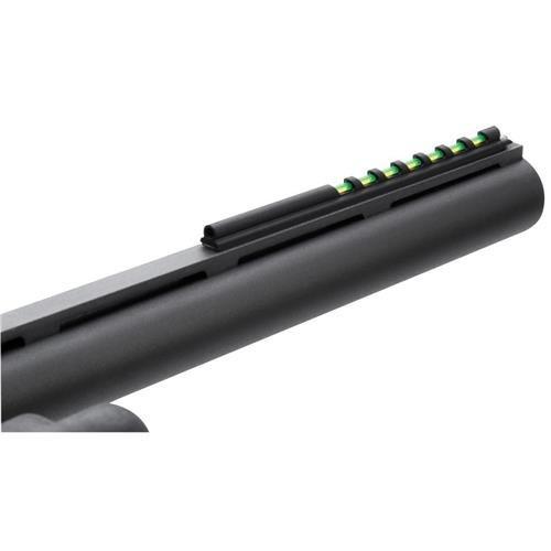 TruGlo Glo-Dot Pro Series Universal Front Fiber Optic Shotgun Sight, Green ()