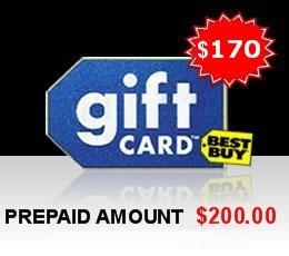 Amazon.com: Best Buy Gift Card: Everything Else