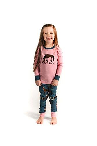 LazyOne Girls Pasture Bedtime Sleeve product image