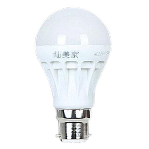 SODIAL(R)B22 economie d'energie Ampoule LED Lampe 220V (B22 12W blanc froid Normal)