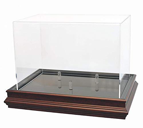 Sports Memorabilia Boardroom Football Display - Acrylic Football Display Cases ()
