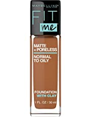 Maybelline Fit Me Matte + Poreless Liquid Foundation Makeup