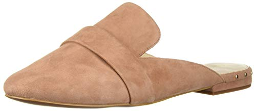 - Cole Haan Womens Deacon Loafer Mule 5 Mocha Mousse Suede