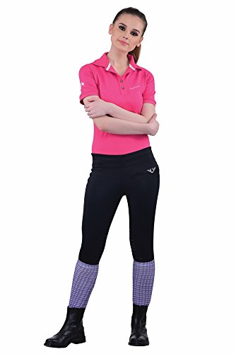 TuffRider Women's Ventilated Schooling Tights