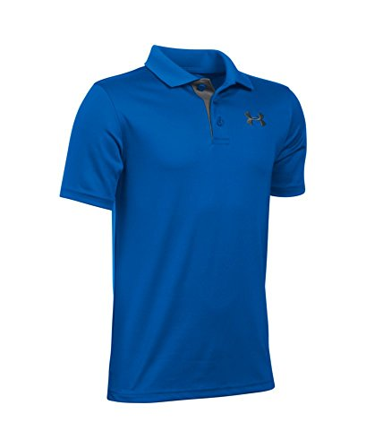 Under Armour Boys' Match Play Polo