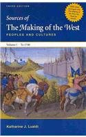 Making of the West Concise 3e V1 & Sources of The Making of the West 3e V1