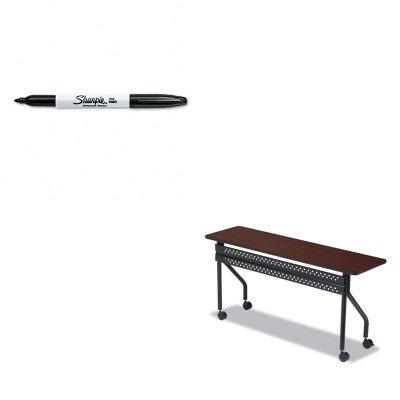 kitice68068san30001-value-kit-iceberg-officeworks-mobile-training-table-ice68068-and-sharpie-permane
