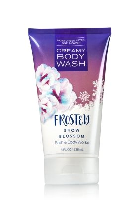 FROSTED SNOW BLOSSOM Creamy Body Wash