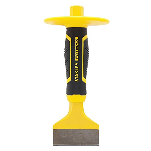 Stanley FMHT16569 FATMAX Mason Chisel with Guard, 2-3/4″