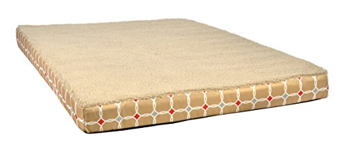 Nature's Miracle Orthopedic Pet Bed, 30 by 21 by 3-Inch