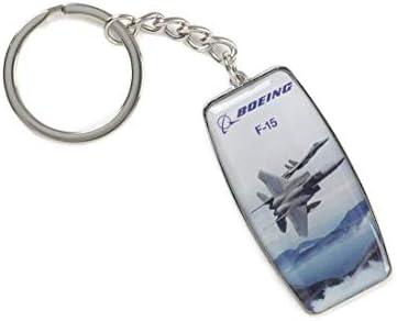 (ボーイング) BOEING 【Boeing Endeavors】 ボーイング F-15 キーホルダー
