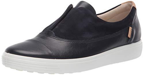 ECCO Women's Women's Soft 7 Slip-on Sneaker, Night Sky, 40 M EU (9-9.5 US)