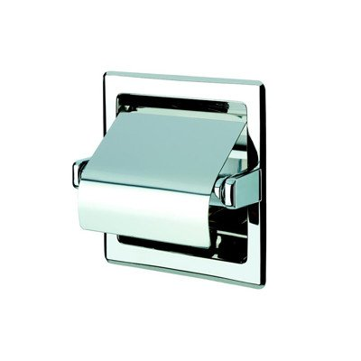 Standard Hotel Recessed Single Toilet Paper Holder With Cover In Stainless Steel Buy Online In El Salvador At Elsalvador Desertcart Com Productid 16011211