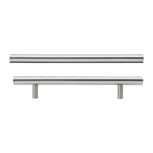 Ikea Lansa Griffe Aus Edelstahl; 2 Stück; (245Mm): Amazon.De