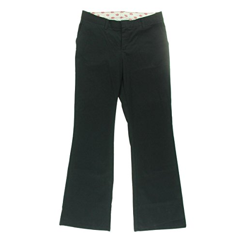 3aebe596535 Dickies Women s Slim Fit Boot Cut Stretch Twill Pant - Buy Online in Oman.