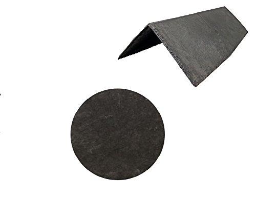 Tapo Slate Ridge Cap 5 Pack - Various Colours Available (Stone Black) Tapco Slate