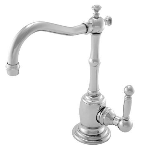 Newport Brass 108C/15A Chesterfield Single Handle Cold Water Dispenser from the 940 Series, Antique Nickel (Pewter)
