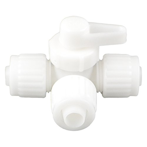 3 Way Bypass Valve - Flair-It 6910 1/2 P Water Heater Bypass Valve