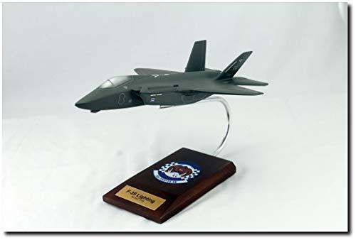 Planejunkie Aviation Desktop Model - F-35 Lightning 1/48 58th Fighter Squadron