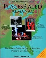 Places Rated Almanac 7th (seventh) edition Text Only