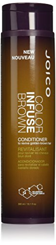 Joico Color Infuse Conditioner, Golden Brown, 10.1 Ounce