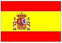 Bandera de España 150 x 90 cm. Tamaño estándar.: Amazon.es: Deportes y aire libre