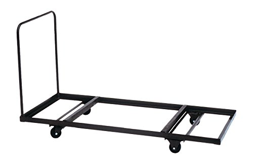 Correll T3072 Truck for Rectangular Folding Tables upto 72