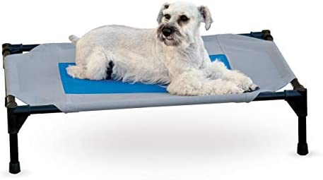 K H Pet Products Coolin Pet Cot Elevated Pet Bed