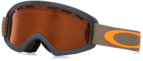 Oakley O Frame 2.0 Snow Goggle, Forged Iron Brush, Small