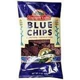 GARDEN OF EATIN CHIP TRTLA BLUE SLTD ORG3, 8.1 OZ