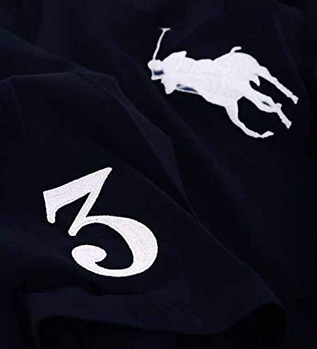 Polo Ralph Lauren Mens Crew Neck Big Pony T-Shirt
