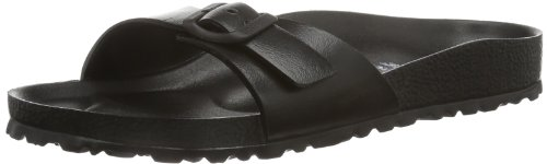 Birkenstock Madrid Eva Narrow Fit Womens Sandals Black - 38