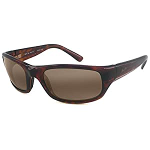 Maui Jim Stingray Polarized Sunglasses Gloss Tortoise / HCL Bronze One Size