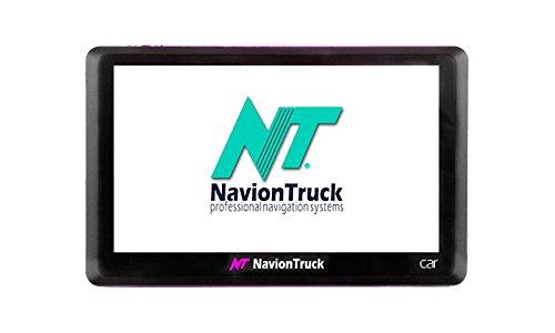 Navion Car - GPS para Coche, Taxi, Ambulancia, Policia NavionTruck