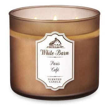 Amazon Com Bath And Body Works Paris Cafe 3 Wick 14 5