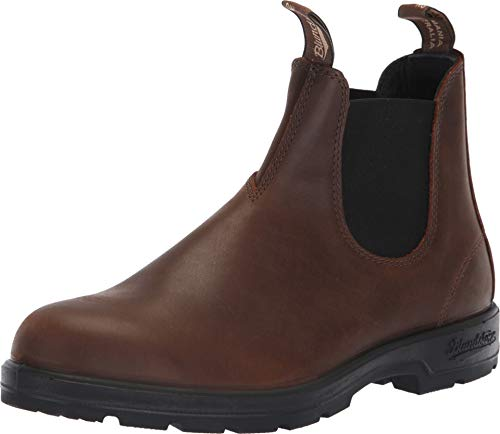 Blundstone Unisex 1609 - Super 550 Boot 3.5 M Antique Brown