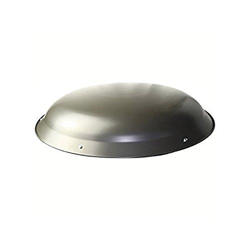 Ventamatic XXDURADOMWG Aluminum Dome for Roof Power Attic Ventilators by Ventamatic (Image #1)