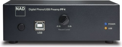NAD PP4 Digital Phono USB Preamplifier by NAD