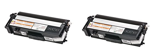 Price comparison product image Brother TN310BK Black Toner Cartridge for Brother Laser Printers - Retail Packaging hNRGaU,  2Pack
