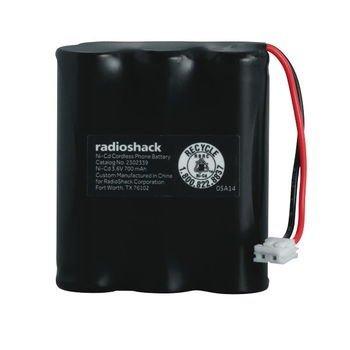 RadioShack 3.6V 700mAh Ni-CD Battery for AT&T & V-Tech by RadioShack