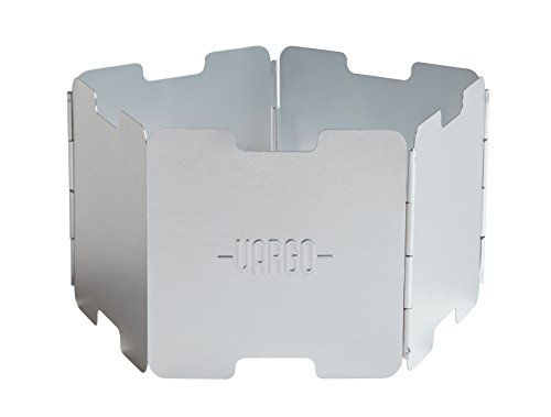 - Vargo Aluminum Windscreen Gray