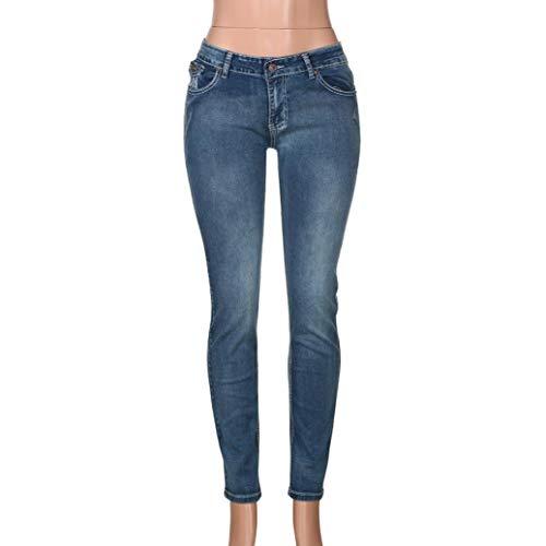 ITISME Jeanshosen - Jeans - Impero - Donna Azzurro