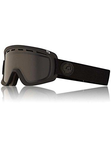Dragon Alliance D1 OTG Ski Goggles, Black, Murdered/Dark Smoke Lens